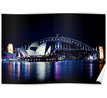 Sydney Harbour Bridge | 2011 Poster