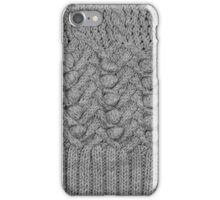 knitted ornament iPhone Case/Skin
