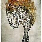 Crying Dryad by AlexKujawa