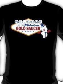Fabulous Gold Saucer T-Shirt