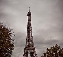 Aged Tour Eiffel by Mark Knighton