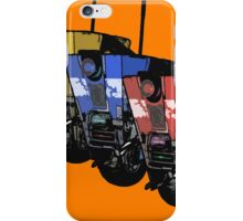Robot Army iPhone Case/Skin