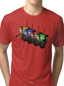 Robot Army Tri-blend T-Shirt
