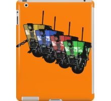 Robot Army iPad Case/Skin