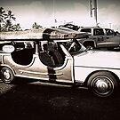 Surfer dude car by Soulmaytz