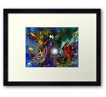 Bewitchment Framed Print