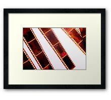 Old Negatives ......... Framed Print