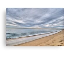 Newport Beach Landscape Canvas Print