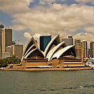 Bennelong Point: Dance, music and drama live on by TonyCrehan