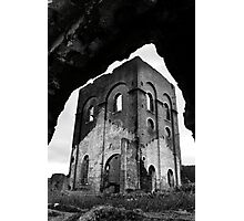 The Blast Furnace ........ Photographic Print