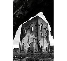 The Blast Furnace ........ Photographic Print