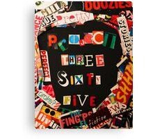 Project 365 ..... Canvas Print