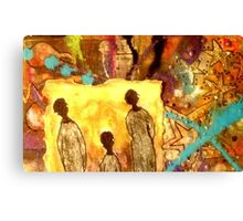 Glowing Spirits Canvas Print