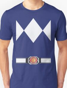 MMPR Blue Ranger Uniform T-Shirt