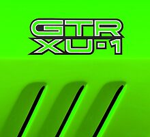Holden Torana GTR XU1 Lime Green by Clintpix