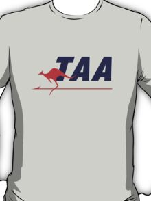 Trans Australia Airlines (TAA) - Livery (1960s) T-Shirt