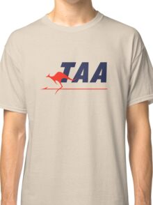 Trans Australia Airlines (TAA) - Livery (1960s) Classic T-Shirt