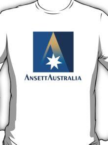 Ansett Australia - 1990's Livery T-Shirt