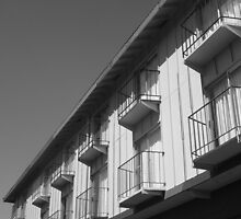 Motel by cudatron