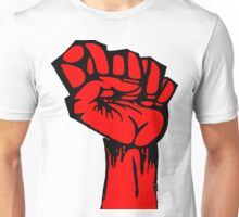 Blood Fist Unisex T-Shirt