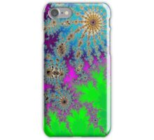 Fractal Hypnotic (Bees in Trees) iPhone Case/Skin