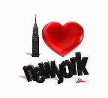 I LOVE NEW YORK 3D Unisex T-Shirt