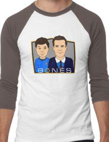 Bones Men's Baseball ¾ T-Shirt