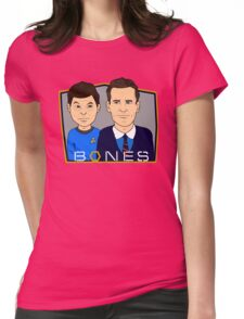 Bones Womens Fitted T-Shirt
