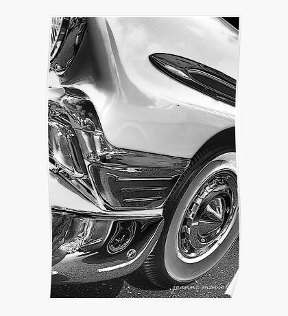 Classic Car 222 Poster