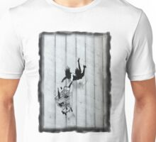 Trolley Girl Fall Unisex T-Shirt