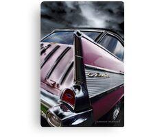 Classic Car 223 Canvas Print