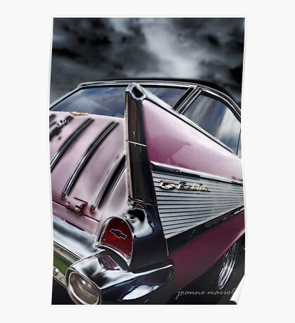 Classic Car 223 Poster