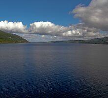 Loch Ness by tunna