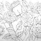 So sweet is the rose by Gea Jones