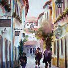 walk in alfama by soaresvicente