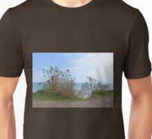 Above Lake Michigan Unisex T-Shirt