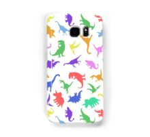 Fun Dinosaur Pattern Samsung Galaxy Case/Skin