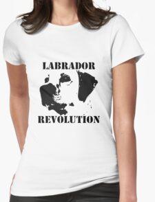 Labrador Revolution Womens Fitted T-Shirt