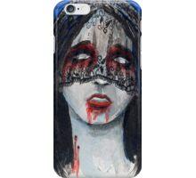 Vampire child - Black Veil iPhone Case/Skin