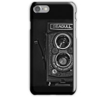 Seagull 4A-109 iPhone Case/Skin