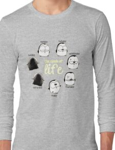 The Circle of Life Long Sleeve T-Shirt