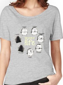 The Circle of Life Women's Relaxed Fit T-Shirt