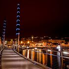Torquay Harbour Lights by Jay Lethbridge