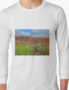 Blue ridge parkway Long Sleeve T-Shirt