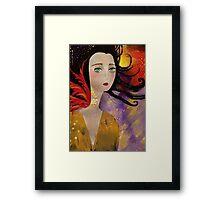 Ennui Hamper Framed Print