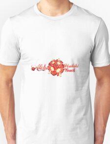 Aloha - Waikiki Beach Unisex T-Shirt