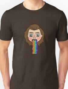 HARRY STYLES :: RAINBOW PUKE T-Shirt