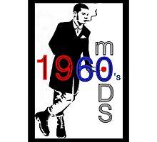 Mods 1960's Photographic Print