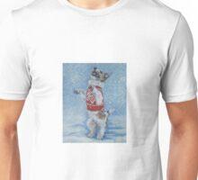 Jack Russell Terrier Fine Art Painting Unisex T-Shirt