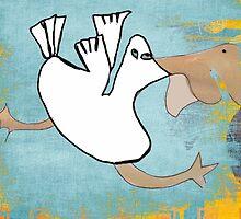 Tilly Pelican Takes A Leap Of Faith by pinkyjainpan